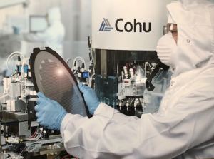Cohu Test Handler and Inspection Solutions