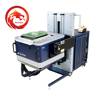 PAx with RedDragon Semiconductor ATE Test System