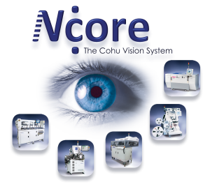 Cohu NVcore Vision System
