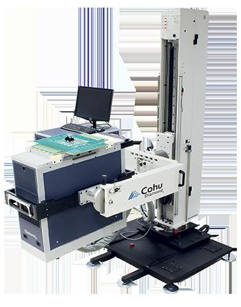 Cohu Diamondx Test System