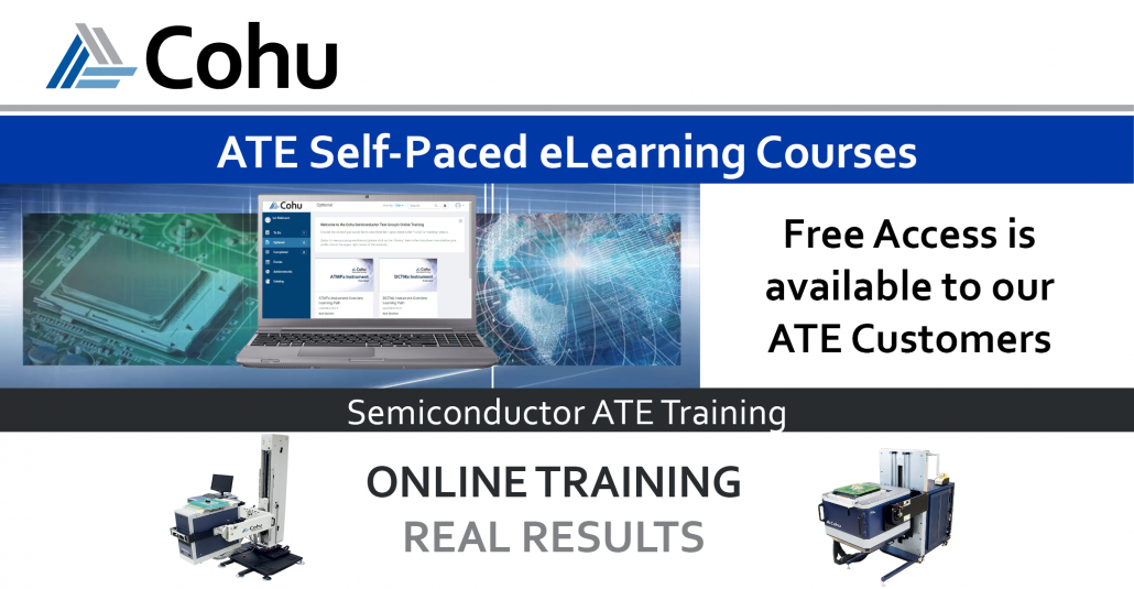 Cohu ATE eLearning Training Courses