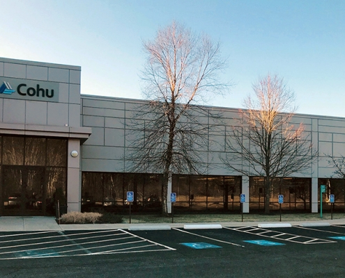 Cohu Norwood Massachusetts Office