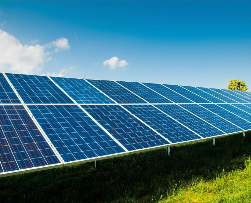 Cohu Sustainability Solar Panel